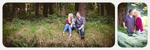 Tollymore Forrest Engagement