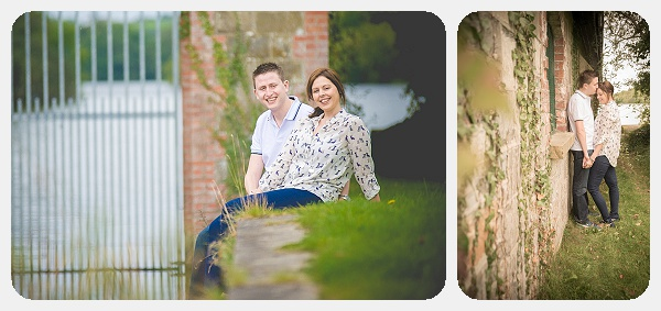Castle Archdale Summer Engagment