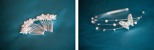 Wedding Day Detail shots at Brides House