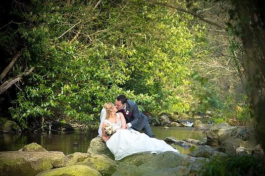 Rosstrevor Fairy Glen Wedding Photography