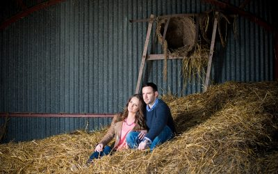 Ulster Folk Park Town & Countryside Engagement: Amanda & Joshua
