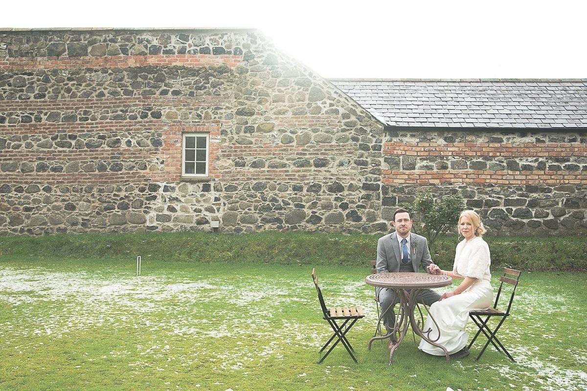 Wedding at Lime Park Cottages