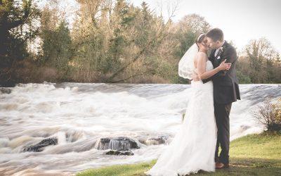 Galgorm Resort & Spa Winter Wedding Nicola & Ryan