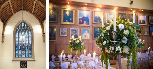 Queen's University Belfast Wedding