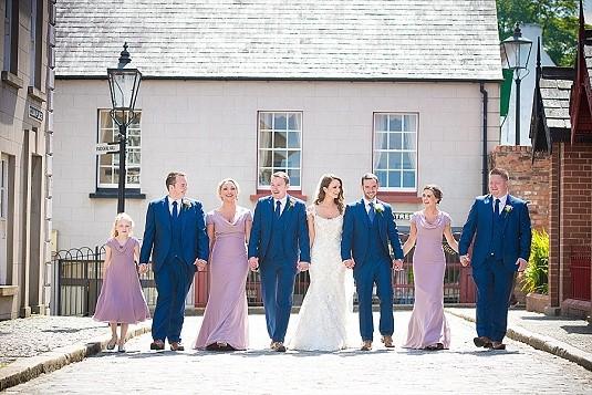 Ulster Folk Museum Wedding