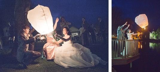 Asian Inspired Lusty Beg Island Wedding