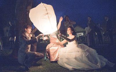 Asian Inspired Lusty Beg Island Wedding: Juli & Conan