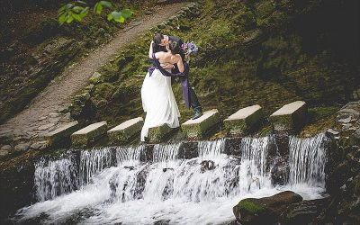 Tollymore Fairytale Forest Wedding Day: Jessica & Charles