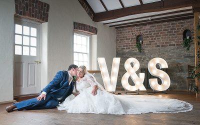 Rustic Killinchy Non-Subscribing Presbyterian Church & Ballydugan Mill Wedding Day: Victoria & Simon