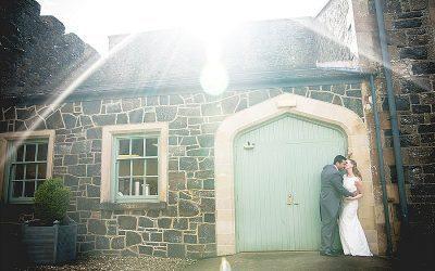 Rural Loughguile Church & Lissanoure Castle Wedding: Claire & Zeedan