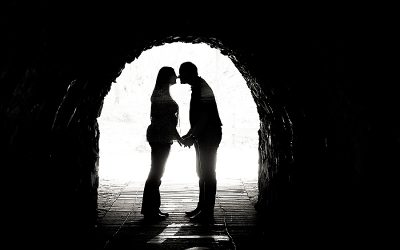 Woodland Cregagh Glen Engagement: Katy & Gavin