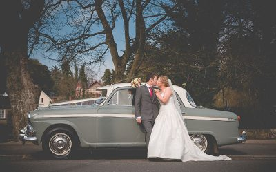 St. Peter's Church & The Balmoral Hotel Warrenpoint Wedding: Claire & Stuart