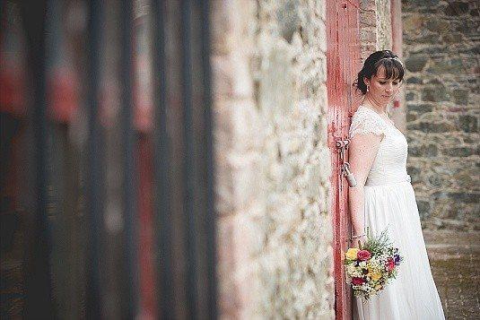 Rustic Larchfield Estate Wedding