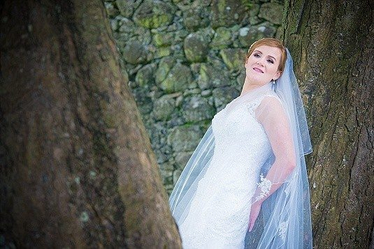 Fairytale Ballygally Castle Wedding
