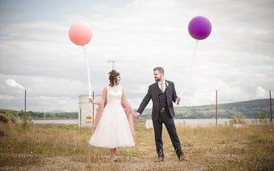 Irish Coastal Donegal Wedding Day: Louise & Brendan