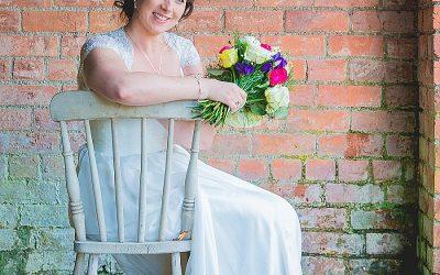 Rustic Larchfield Estate Wedding: Sharon & Stuart