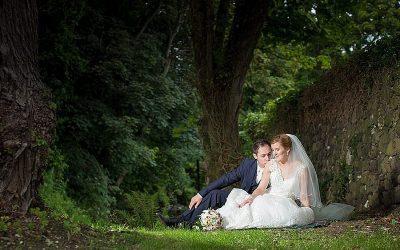 Fairytale Ballygally Castle Wedding Day: Laura & Aaron