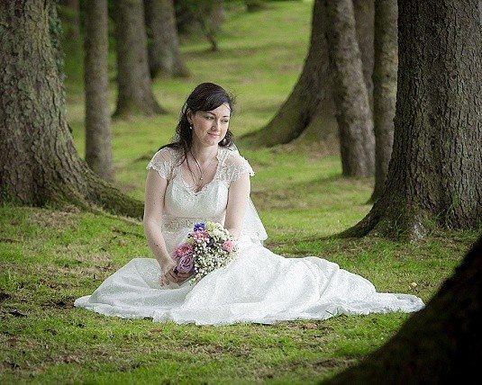 Quaint Rosspark Hotel Wedding