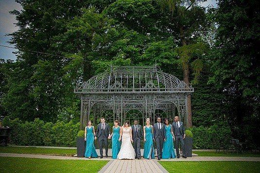 Countryside Millbrook Lodge Wedding