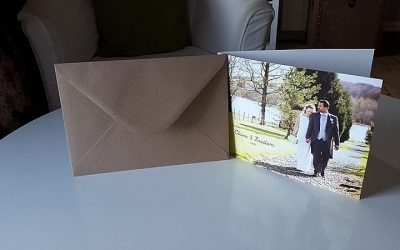 Gorgeous Wedding Day Thank You Cards (that are way nicer than Photobox ones!)
