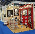 Featured: How we made a Wedding Show stand