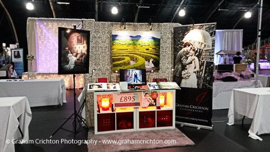 Exhibition Stand Design Tips : Top tips for making your wedding fair stand