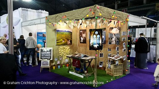 Shell Photography Exhibition : Top tips for making your wedding fair stand