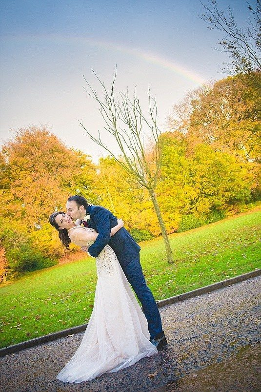 Winter Galgorm Resort Wedding