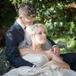 Outdoor Summer Larchfield Estate Wedding: Laura & Mark