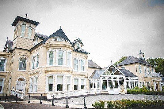 Beautiful Tullyglass House Hotel Wedding