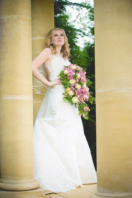 Beautiful Tullyglass House Hotel Wedding