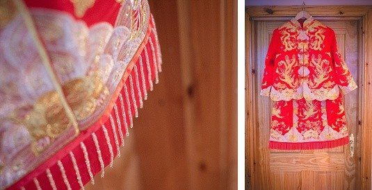 Chinese Galgorm Resort Wedding