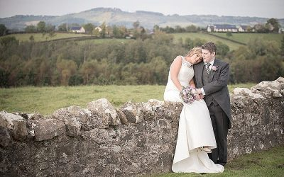 Countryside St Macartan's Chapel & Corick House Hotel Wedding: Michelle & Liam