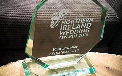 Awards: Northern Ireland Wedding Photographer of the Year: A Great Night at the Northern Ireland Wedding Awards 2016