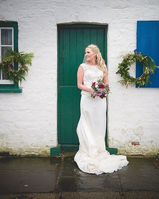 Ulster Folk and Transport Museum Cultra Manor Wedding