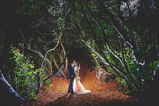 Autumn Galgorm Resort Wedding