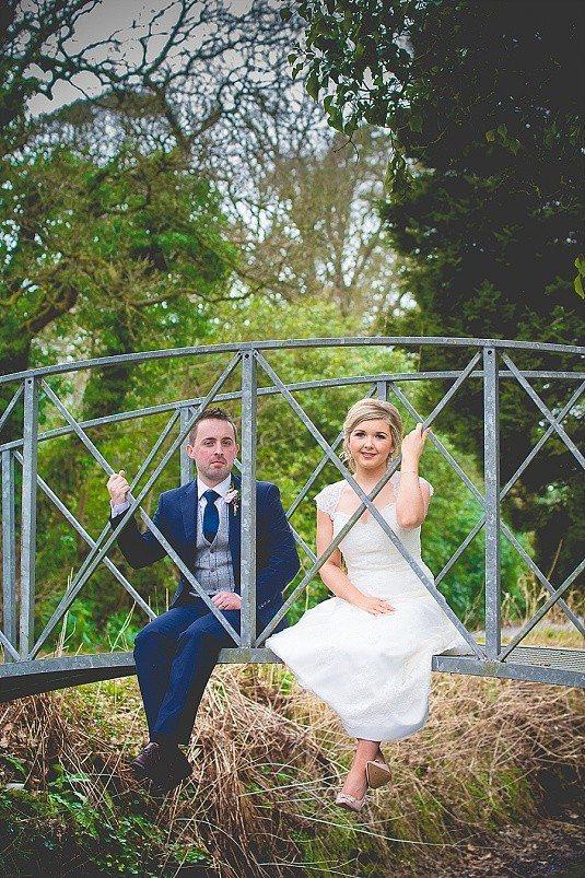 Spring Tullylagan House Hotel Wedding