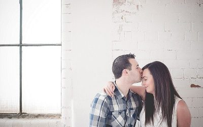 Abandoned Old Mill Engagement: Leigh & Iain