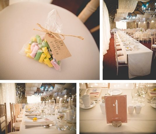 Rustic Themed Larchfield Estate Wedding