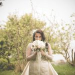 Sneak Peek: Vintage Rainy Orange Tree House Wedding: Rachael & Louis