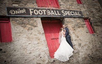 Rural Chic Letterkenny & Ramelton Wedding: Megan & Lee