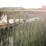 Relaxed Home Farm & Evening Sun Lough Erne Golf Resort Wedding: Jenny & Neil