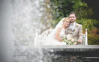 Elegant Parisian Tullyglass House Hotel Wedding: Lauren & Matthew