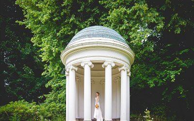 Quirky Classical Folk Park & Hillsborough Castle Wedding: Naomi & Jonathan