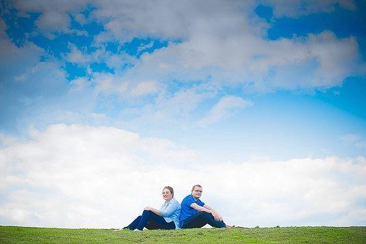 Crawfordsburn Country Park Engagement shoot