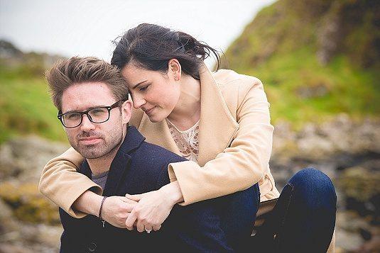 North Coast Murlough Bay Engagement Shoot