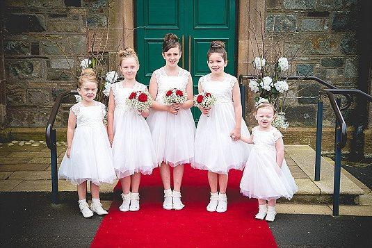 Restcastle Hotel Donegal Wedding
