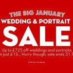 January Photography Sale