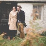 Autumnal North Coast Murlough Bay Engagement Shoot : Caroline & Niall