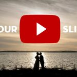 Watch our wedding slideshow video